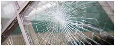 York Smashed Glass